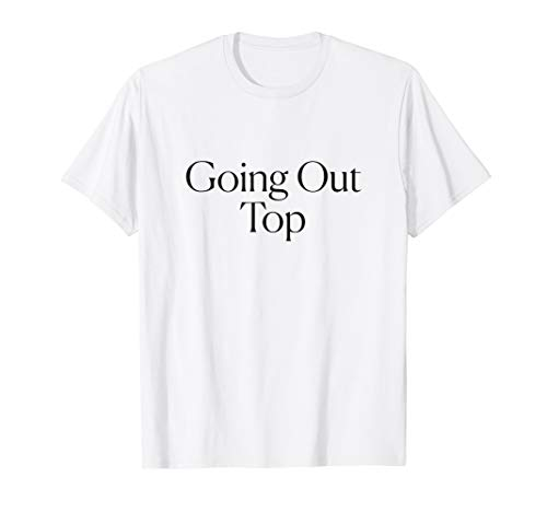 The Cut - Going Out Top Tee ()