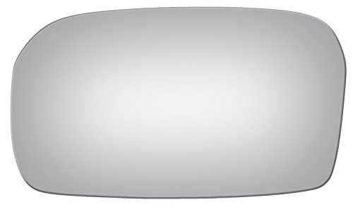 Burco 2960 Flat Driver Side Replacement Mirror Glass for 2002-2005 Honda Civic (2002, 2003, 2004, 2005)