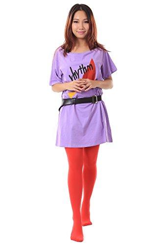 De-Cos K-On! Cosplay Costume - Akiyama Mio Outfit 2nd Version Set