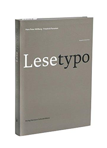 Lesetypografie