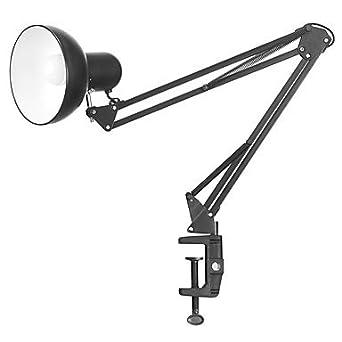 Minimalist Fashion Desk Lamp Adjustable Swing Arm With Clip