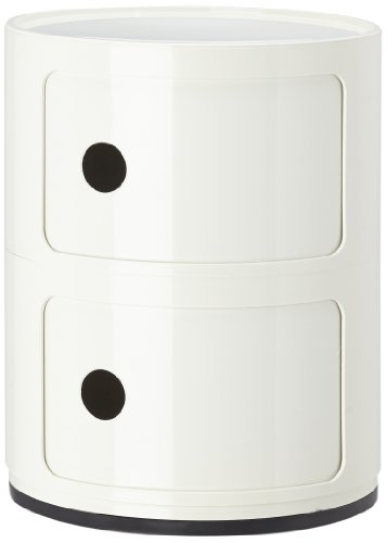 Kartell 496603 Container Componibili weiß