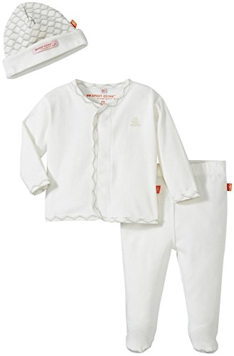 Free Magnificent Baby Pompidou Top and Footed Pants Set