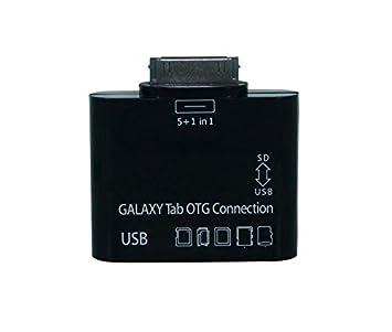 5-en-1 lector de tarjetas OTG Kit de conexión tarjeta para ...