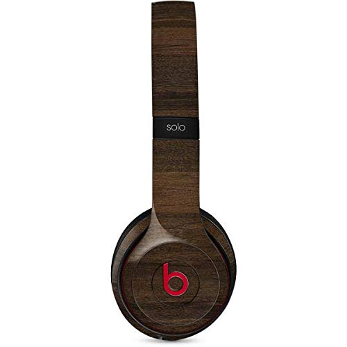 Skinit Kona Wood Beats Solo 3 Wireless Skin - Officially Licensed Originally Designed Audio Decal - Ultra Thin, Lightweight Vinyl Decal Protection