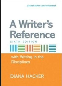 A Writer's Reference with Writing in the Disciplines, 6th Edition PDF