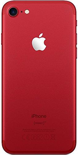 Apple Iphone 7 Red 128gb Amazonin Electronics