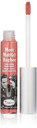 theBalm Meet Matte Hughes Lip Color, Committed, 0.25 FL OZ