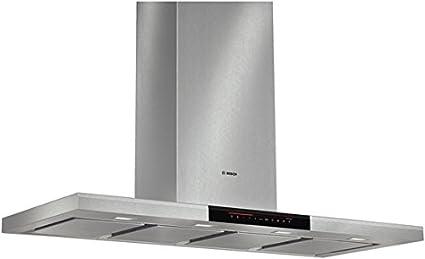 Bosch DWB121K50 - Campana (810 m³/h, Canalizado/Recirculación, A, B, 49 dB, 68 dB): Amazon.es: Grandes electrodomésticos