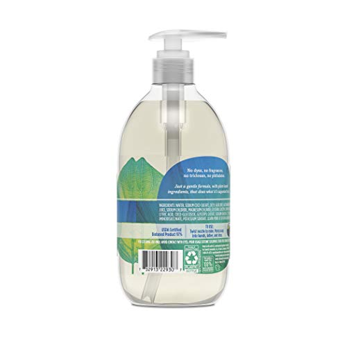 Seventh Generation Hand Wash Soap, Free & Clean Unscented, 12 Fl Oz, (Pack of 8) (Pack May Vary) by Seventh Generation (Image #1)