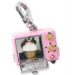 Juicy Couture Charm Pink Cupcake Oven