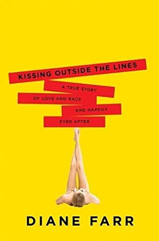 book cover of Kissing Outside the Lines