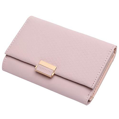e45d8710fd5 Image Unavailable. Image not available for. Color: 2018 Plaid Wallet  Leather Wallet Zipper Female Ladies Hot Change Women Luxury ...