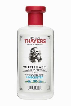 Witch Alcohol Hazel (Thayers Alcohol-free Unscented Witch Hazel Toner (12-oz.))