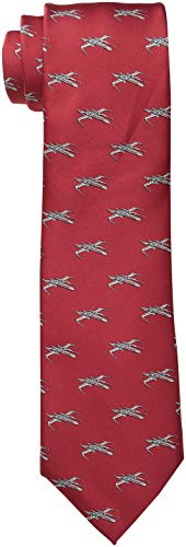 Star Wars Men's X-Wing All Over Tie, red X-Long