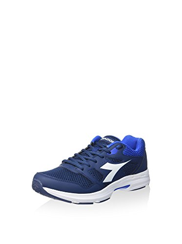 Diadora Zapatillas Shape 6 Azul Oscuro / Blanco EU 39 (6 UK)