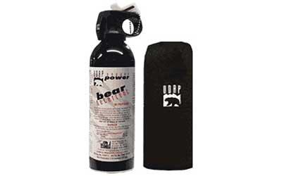 Udap 18HP Super Mag Bear Spray