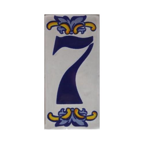 Villa Mexican Tile House Number Seven