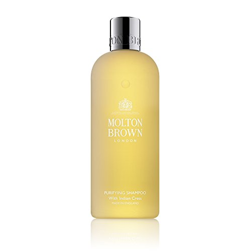Molton Brown Purifying Shampoo with Indian Cress, 10 oz.