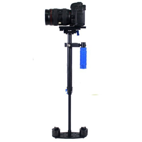"Professional Protable 24"" 60CM Magic Camera Stabilizer Steady Rig Single Handle Arm With Protective Bag for Camcorder DSLR/DV Video Camera Such As Canon Nikon Sony Fuji, Olympus, Pentax And So On Ideal for shooting weddings micro-film Yimidear"