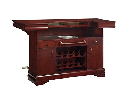 Lambert Bar Unit with Sink Cherry