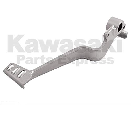 Genuine Kawasaki Ninja 300 Brake Pedal OEM Part # 43001-0721 Foot Lever (EX300ADF) (Oem Pedal)