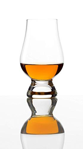 Glencairn Crystal Whisky Glasses, Set of 4 (Best Value Whiskey Scotch)