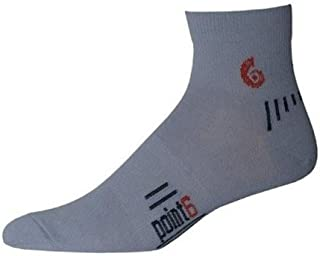 product image for point6 Women's Cycling Ultra Light Mini Crew Socks