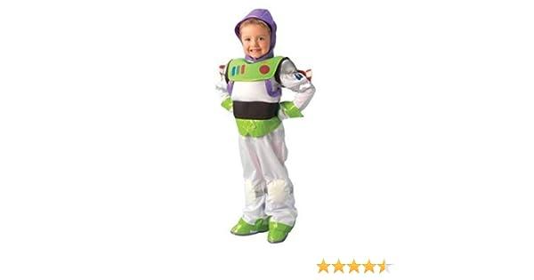 Buzz - Disfraz para niño, talla M (116 cm) (R883688/MED): Amazon ...