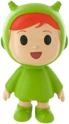 Pocoyo Figura Nina (99185), Multicolor (COMANSI 1): Amazon.es ...