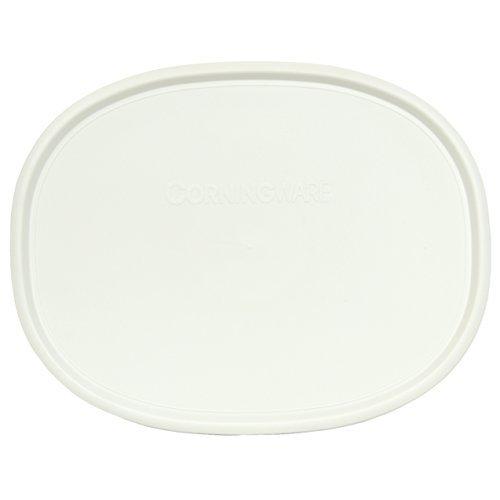 Corningware F-2 Model Oval French White 2.5-qt or 1.5-qt-