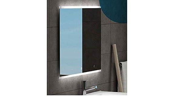 Crespo Decoración Espejo de Baño Spoty: Amazon.es: Hogar