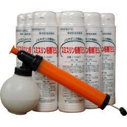 スミスリン粉剤「SES」 350g×10本 散粉器プレゼント付 B01H1EFDB8