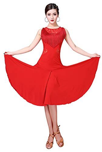 lace salsa dress - 2