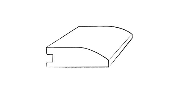 78 X 1 5 Maple Reducer In Chesapeake Wood Floor Coverings Amazon Com