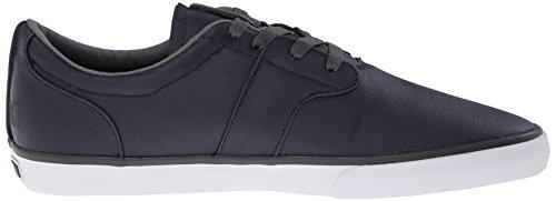 FALLEN Skateboard Shoes CHIEF XI MIDNIGHT BLUE/CEMENT GRAY THOMAS Sz 10