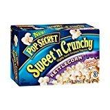 (Pop Secret Sweet 'n Crunchy Kettlecorn Microwave Popcorn (Case of 12))