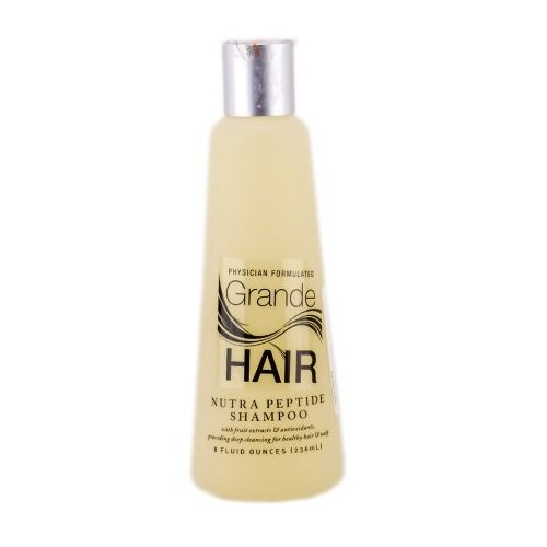 Price comparison product image Grande Naturals Hair Shampoo, 8 Ounce