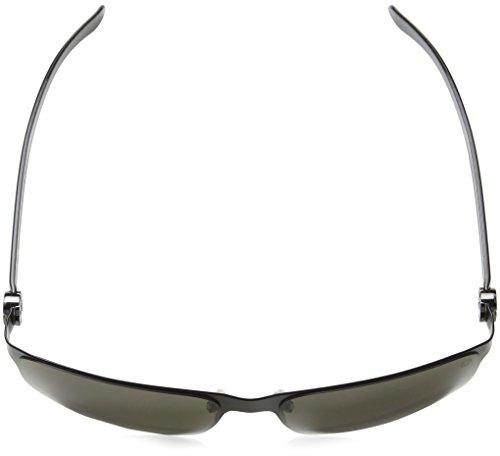 MOMO Design, Lunettes de Soleil Homme Brown (Semi-Matt Black)