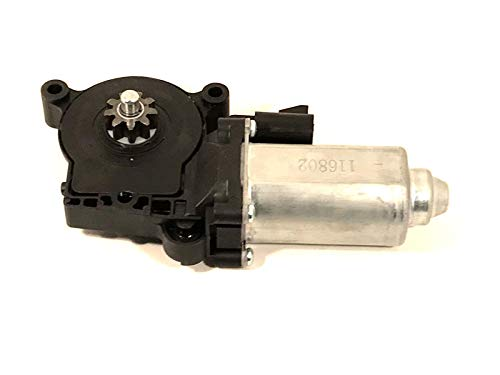 ft Driver Front Power Window Lift Motor with 2 Pin Connector Plug ()
