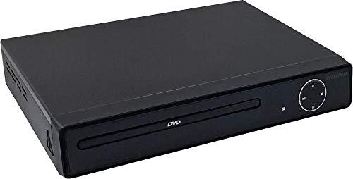 Sylvania DVD Player with MP3 Playback/JPEG Viewer Black SDVD6656 (Renewed)