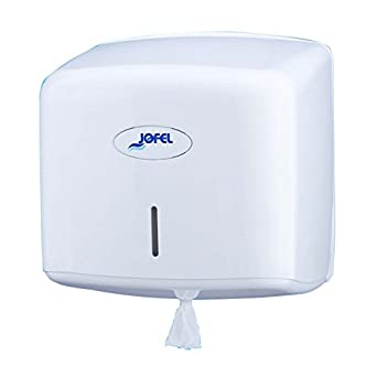 Jofel AE67000 Portarrollos Vertical Dispensación Central, 300 m, Blanco: Amazon.es: Industria, empresas y ciencia