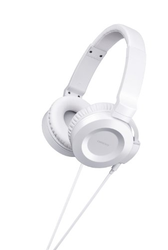 Onkyo ES-FC300(W) On-Ear Headphones, White