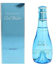 Davidoff Cool Water Woman, Eau de Toilette Spray, 1er Pack (1 x 100 ml)