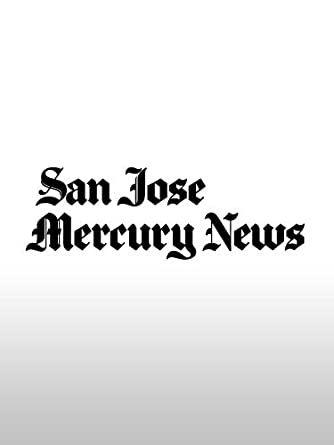 The mercury news e-edition just like it appears in print.