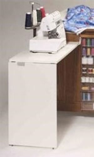 Fashion Sewing Cabinets of America 49 Add-on Serger - Serger Table