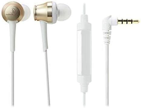 Audio Technica Ath Ckr70iscg High Resolution In Ear Kopfhörer Gold
