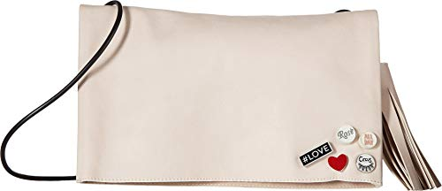 Circus by Sam Edelman Nicole Foldover Flap Shoulder Bag, Cream
