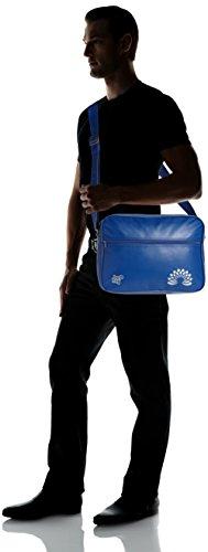 Herlitz Borsa Messenger, blu - be.bag Vintage Bag, 11359510
