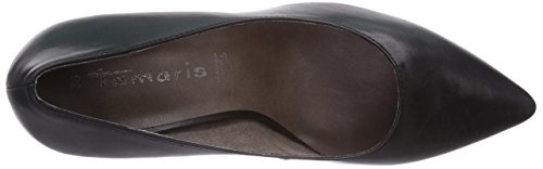 Tamaris 22423 - Zapatos De Tacón para mujer Black 001